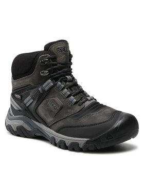 Keen Keen Trekingová obuv Ridge Flex Mid Wp M 1024911 Sivá
