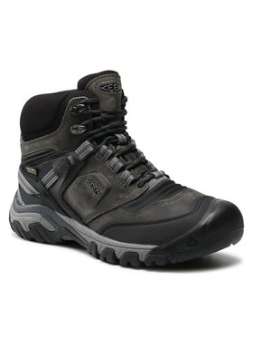 Keen Keen Turistiniai batai Ridge Flex Mid Wp M 1024911 Pilka