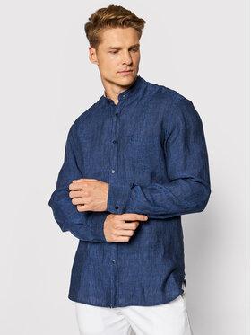 Trussardi Trussardi Marškiniai 52C00154 Tamsiai mėlyna Close Fit