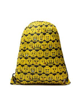 LEGO LEGO Раница Drawstring bag 10034-1918 Жълт