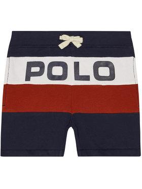 Polo Ralph Lauren Polo Ralph Lauren Szorty materiałowe Summer 322786440001 Granatowy Regular Fit