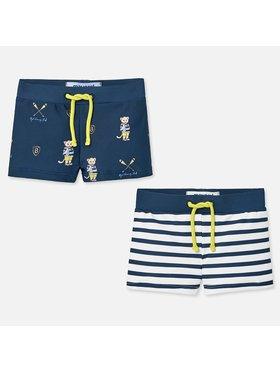 Mayoral Mayoral Lot de 2 maillots de bain 1696 Bleu marine