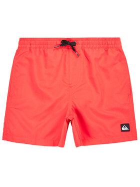 Quiksilver Quiksilver Pantaloni scurți pentru înot Everyday 13 EQBJV03254 Roșu Regular Fit