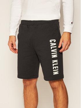 Calvin Klein Performance Calvin Klein Performance Sportshorts Knit 00GMS0S895 Schwarz Loose Fit