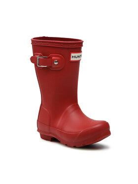 Hunter Hunter Guminiai batai Original Kids KFT5000RMA Raudona