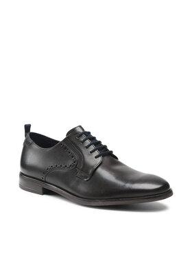 Clarks Clarks Κλειστά παπούτσια Stanford Lace 261632707 Καφέ