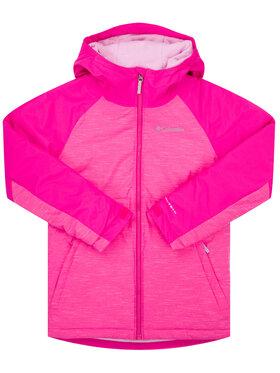 Columbia Columbia Μπουφάν πουπουλένιο Alpine Action 1863433 Ροζ Regular Fit