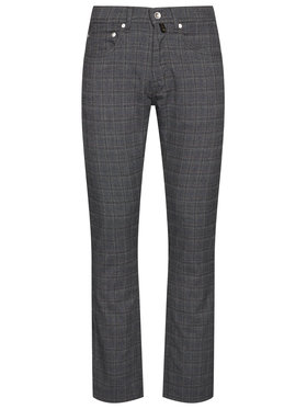 Pierre Cardin Pierre Cardin Текстилни панталони 30917/000/4803 Сив Modern Fit