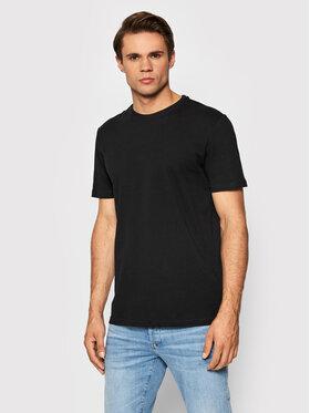 Outhorn Outhorn T-Shirt TSM610 Μαύρο Regular Fit