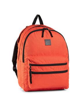 Vans Vans Plecak Schoolin It Backpack VN0A46ZPPPR1 Czerwony