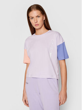 Puma Puma T-Shirt Rebel Fashion 585737 Violett Relaxed Fit