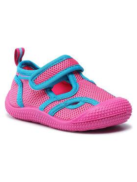 Playshoes Playshoes Boty 174710 Růžová