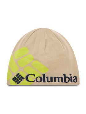 Columbia Columbia Čepice Heat Beanie 1472301 Béžová