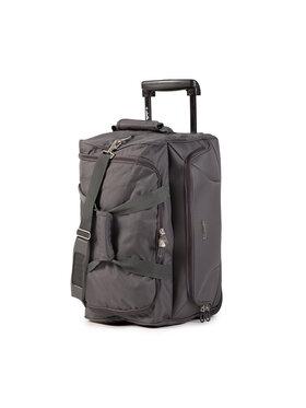Dielle Dielle Kis szövetborítású bőrönd 475 Szürke