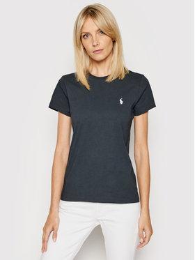 Polo Ralph Lauren Polo Ralph Lauren T-Shirt 211734144 Czarny Regular Fit