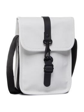 Rains Rains Τσαντάκι Flight Bag 1309 Λευκό