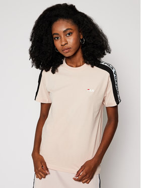 Fila Fila T-shirt Tamsin 688045 Rosa Regular Fit