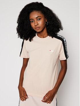 Fila Fila T-Shirt Tamsin 688045 Różowy Regular Fit
