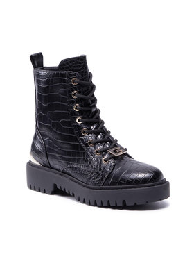 Guess Guess Planinarske cipele Omala FL7OML PEL10 Crna