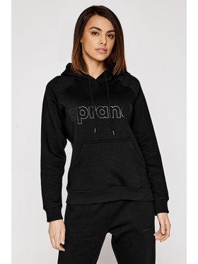 Sprandi Sprandi Sweatshirt SS21-BLD002 Noir Regular Fit