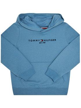 TOMMY HILFIGER TOMMY HILFIGER Mikina Essential KB0KB05796 Modrá Regular Fit
