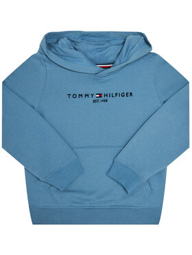 TOMMY HILFIGER TOMMY HILFIGER Sweatshirt Essential KB0KB05796 Blau Regular Fit