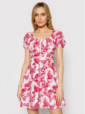 Guess Guess Nyári ruha W1GK1A WDVB1 Rózsaszín Regular Fit