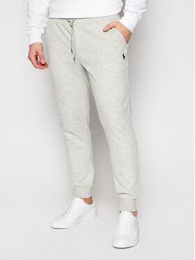 Polo Ralph Lauren Polo Ralph Lauren Teplákové nohavice Pnt 710652314013 Sivá Regular Fit
