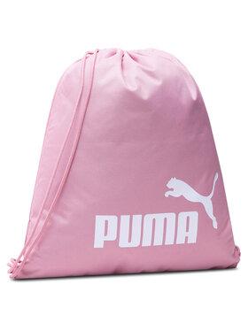 Puma Puma Maišo tipo kuprinė Phase Gym Sack 074943 44 Rožinė