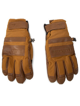 Quiksilver Quiksilver Pánské rukavice EQYHN03135 Hnědá
