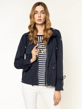 Trussardi Jeans Trussardi Jeans Giacca di transizione Memory 56S00423 Blu scuro Regular Fit