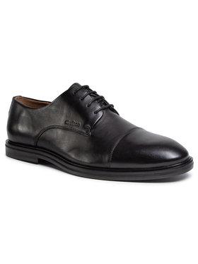 Strellson Strellson Κλειστά παπούτσια Jones 4010002832 Μαύρο