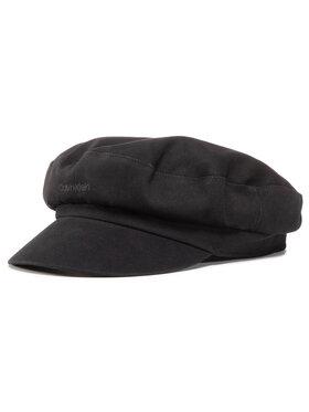 Calvin Klein Calvin Klein Kšiltovka Embroidery Logo Baker Hat K60K606729 Černá