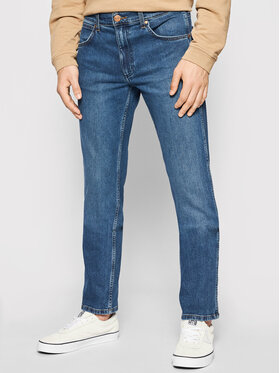 Wrangler Wrangler Jeans Greensboro W15QU551Q Blu scuro Regular Fit