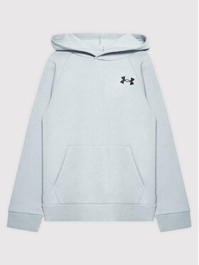 Under Armour Under Armour Bluza Ua Rival 1357591 Szary Loose Fit