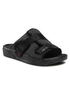 Nike Nike Klapki Jordan Crater Slide CT0713 001 Szary