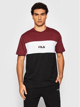 Fila Fila T-Shirt Anoki 688468 Černá Regular Fit
