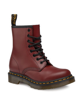 Dr. Martens Dr. Martens Glany 1460 Smooth 11821600 Bordowy