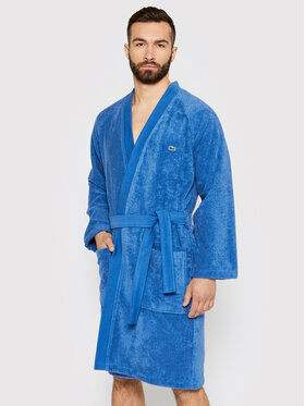Lacoste Lacoste Robe de chambre LDEFILE Bleu