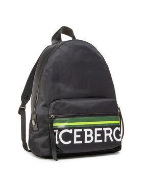 Iceberg Iceberg Plecak 8X Borsa 20lP1P1 7209 6963 9000 Czarny