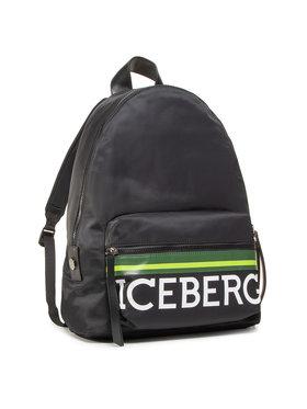 Iceberg Iceberg Ruksak 8X Borsa 20lP1P1 7209 6963 9000 Čierna