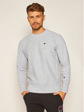Champion Champion Sweatshirt Reverse Weave 215215 Grau Custom Fit
