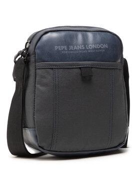 Pepe Jeans Pepe Jeans Мъжка чантичка Factory Shoulder PM030636 Черен