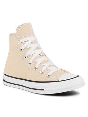 Converse Converse Sneakers Ctas Hi 168575C Μπεζ
