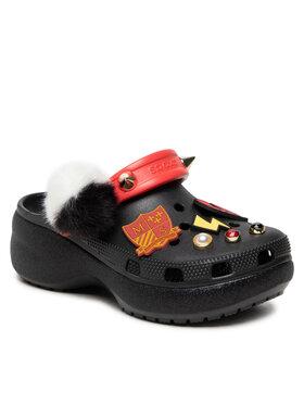 Crocs Crocs Mules / sandales de bain Classic Cruella Platform Clog W 207398 Noir