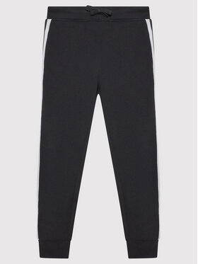 Coccodrillo Coccodrillo Παντελόνι φόρμας ZC1120102STA Μαύρο Regular Fit