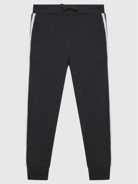 Coccodrillo Coccodrillo Spodnie dresowe ZC1120102STA Czarny Regular Fit