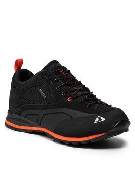 Bergson Bergson Παπούτσια Merlu Low STX Μαύρο