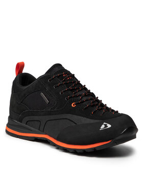 Bergson Bergson Schuhe Merlu Low STX Schwarz