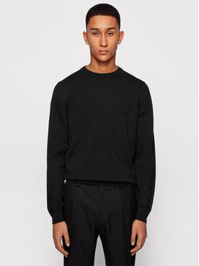 Boss Boss Sweter Pacas-L 50442138 Czarny Regular Fit
